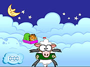 "Game""Garfields Sheep Shot"""