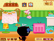 "Game ""Cat Angel Cookie Rescue"""