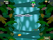"Game""Jungle Bounce"""