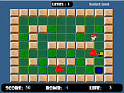 "Game ""Bomber Kid Game"""