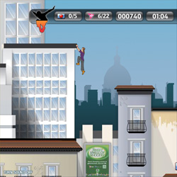"Game""Urban Thrill"""