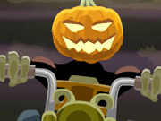 "Game""Pumpkin Head Rider"""
