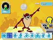 "Game""Tazs Dance Fever"""