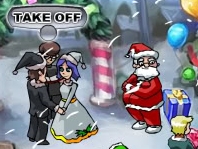 "Game""Christmas Wedding"""