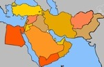 "Game ""Geography Game - Middle East"""