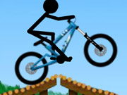 "Игра""Stickman Freeride"""