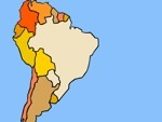 "Game""Geography Game - South America"""