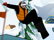"Game""Snow Surfing"""