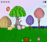"Game ""Egg Catcher 2"""