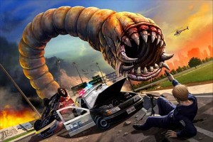 "Game""Death Worm"""