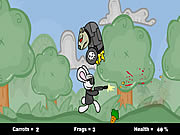 "Game ""James Bunny"""