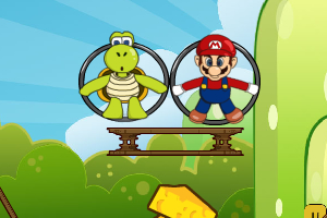 "Game""Mario Rob Cheese"""
