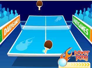 "Game""Power Pong"""