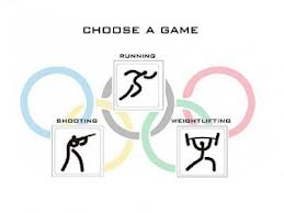"Game""Flash Olympics"""