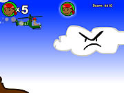 "Game ""Fly The Copter Extreme"""