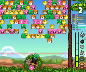 "Game""Jungle Blocks"""
