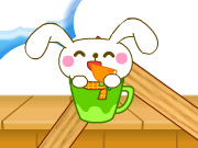 "Игра""Rabbit Eats Carrot"""