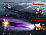 "Game ""Ultraman and Star God 2"""