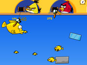 "Game""Angry Birds Double Fishing"""