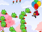 "Game""Angry Birds Rose Defender"""