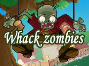 "Game""Whack Zombies"""
