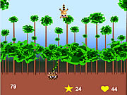 "Game ""Super Racoon"""