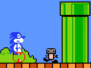 "Game""Super Mario Bros Sonic"""
