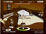 "Game""Brown Cow Curling"""