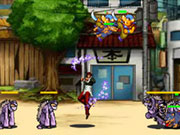 "Game ""KOF Iori Fighting"""