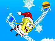 "Game""Swinging SpongeBob Xmas"""