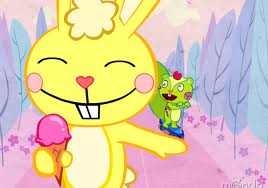 "Žaidimas""Happy Tree Friends - Sweet Ride"""