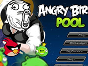 "Game ""Angry Birds Pool"""