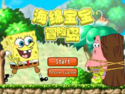 "Игра""Spongebob Adventure Island"""