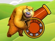 "Game""Crazy Bear Cannon"""