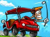 "Игра""Crazy Golf Cart 2"""