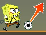 "Game""SpongeBob Play Football"""