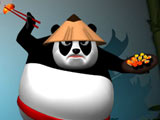 "Game""Samurai Panda"""