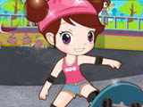 "Game""Sue's Skateboard"""