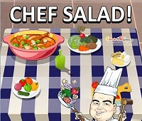 "Game""Chef Salad"""