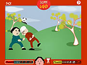 "Game ""Grannie-Fu"""