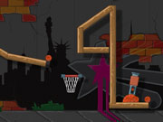 "Game""Cannon Basketball"""