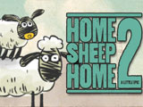 "Spēle""Home Sheep Home 2 - Lost In Space"""