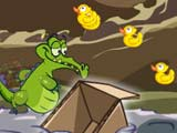 "Game""Crocodile Parkour"""