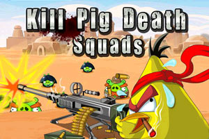 "Game""Kill Pig Death Squads"""