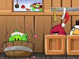 "Game""Flee Bad Pig House"""