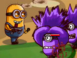 "Game""Minions Fighting Back"""