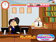 "Game ""Kissing In The Office"""