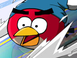 "Game""Angry Birds Skiing"""