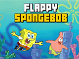 "Game""Flappy SpongeBob"""