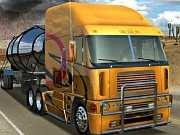 "Game""Mad Truckers"""
